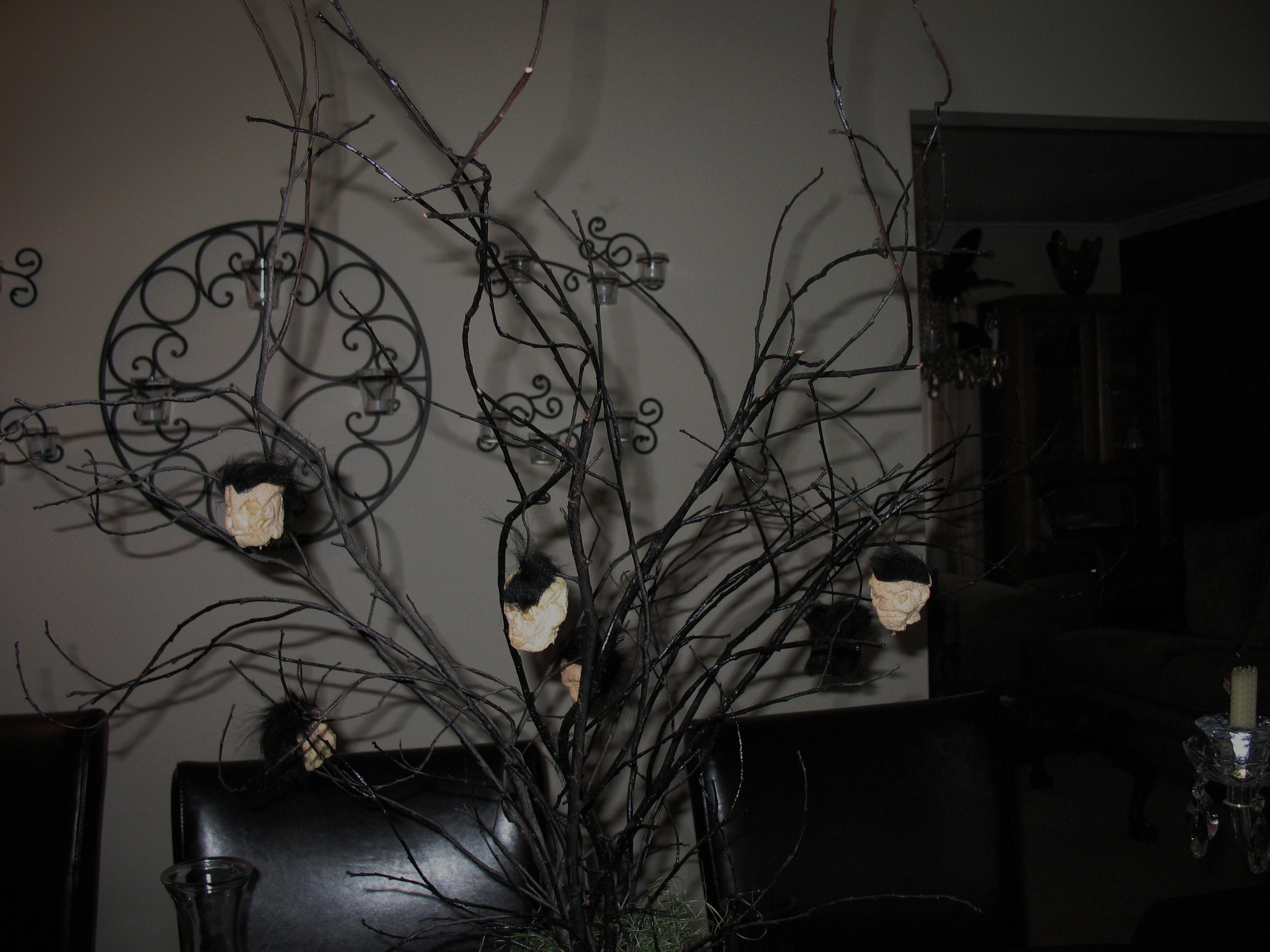 Indoor Halloween Party Decorations | A-List Properties, Inc